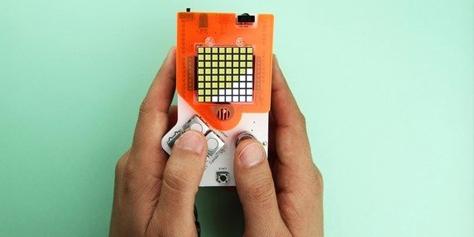 Imagem de DIY Gamer Kit: o console de mão que você mesmo monta no site TecMundo