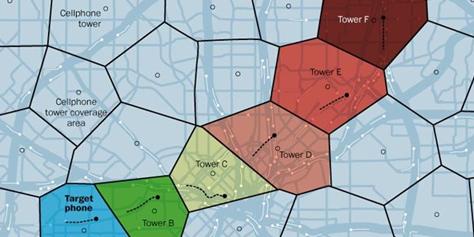Imagem de NSA consegue rastrear a localização de 5 bilhões de pessoas por dia no site TecMundo