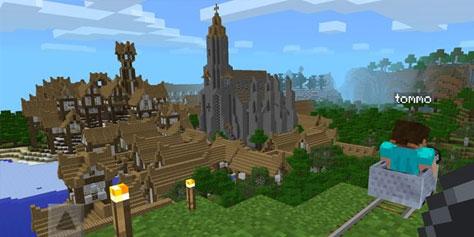 Imagem de Minecraft - Pocket Edition ganha atualização gigantesca no site TecMundo