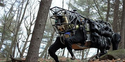 Imagem de Google adquire empresa de robótica Boston Dynamics no site TecMundo