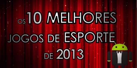 Imagem de Android: os 10 melhores jogos de esportes de 2013 no site TecMundo