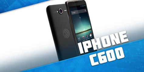 Imagem de Análise: smartphone Gradiente IPHONE C600 [vídeo] no site TecMundo