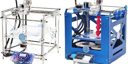 Imagem de RapMan: construa sua própria impressora 3D de baixo custo no site TecMundo