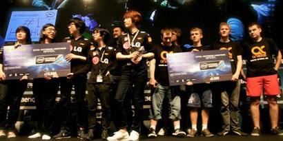 Imagem de Final do Intel Exteme Masters tem vitória de time coreano no site TecMundo