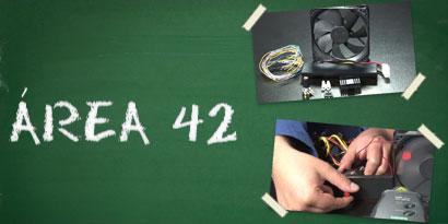 Imagem de Área 42: controle inteligente de rotação acaba com o barulho dos coolers no site TecMundo