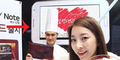 Imagem de Galaxy Note 8.0 pode ter vazado em nova imagem no site TecMundo