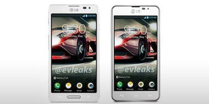 Imagem de Vaza imagem dos LG Optimus F5 e F7 no site TecMundo
