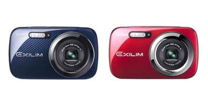 Imagem de Casio revela câmeras Exilim EX-N5 e EX-N50 no site TecMundo