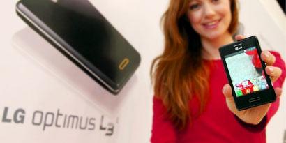 Imagem de Brasil será o primeiro país a receber o LG Optimus L3II no site TecMundo