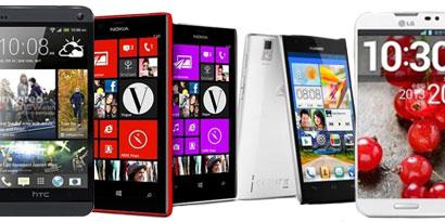 Imagem de Os melhores smartphones e tablets do MWC 2013 no site TecMundo