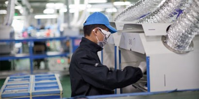 Imagem de Dura realidade: como é um dia de trabalho em uma fábrica de eletrônicos no site TecMundo