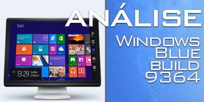 Imagem de Primeiras impressões: Windows Blue build 9364 [vídeo] no site TecMundo
