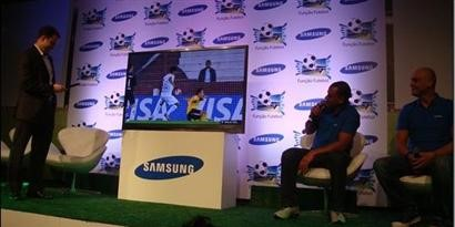 Imagem de Nova TV LED da Samsung simula emoção dos estádios com Função Futebol no site TecMundo
