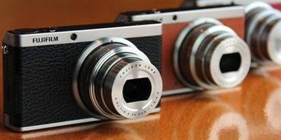 Imagem de Análise: Fujifilm XF1 no site TecMundo