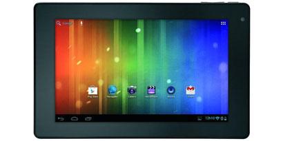 Imagem de Tectoy apresenta Azura Tablet TT-2501 por R$ 499 no site TecMundo