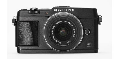 Imagem de Olympus Pen E-P5: design retrô e muita qualidade de imagens no site TecMundo