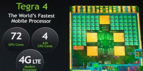 Imagem de NVIDIA afirma que tablets com o Tegra 4 devem ser anunciados em breve no site TecMundo