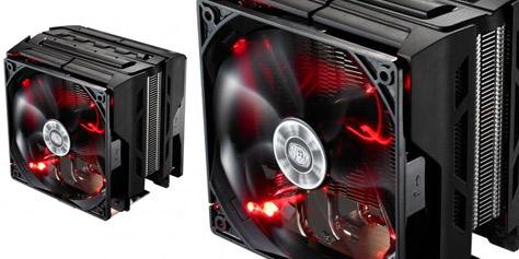 Imagem de Cooler Master apresenta novos coolers com câmaras de vapor no site TecMundo