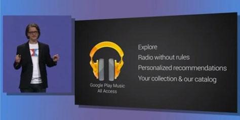 Imagem de Google All Access: uma rádio exclusiva para você por US$ 9,99 por mês no site TecMundo