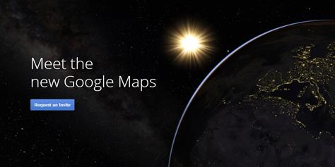 Imagem de Google apresenta o novo Google Maps no site TecMundo