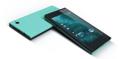 Imagem de Jolla lança smartphone com SO derivado do MeeGo que roda apps Android no site TecMundo