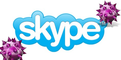 Imagem de 300 mil pessoas já foram atingidas por vírus que se propaga pelo Skype no site TecMundo