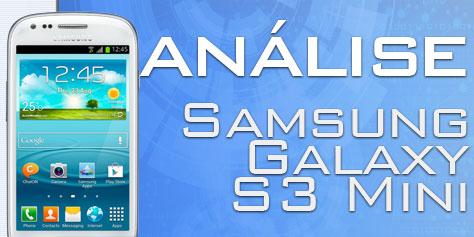 Imagem de Análise: Samsung Galaxy S3 Mini no site TecMundo