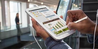 Imagem de Hands-on: experimentamos o Galaxy Note 8.0 no site TecMundo