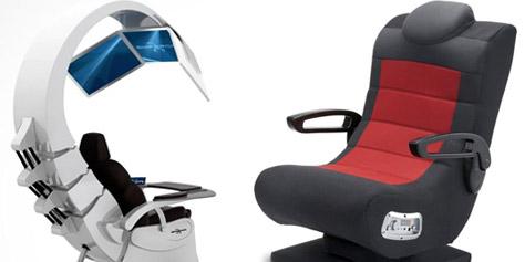 Imagem de Conheça 5 das cadeiras para computador e jogos mais legais do mundo no site TecMundo
