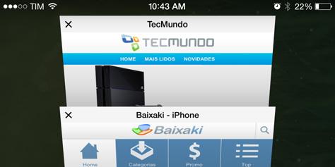 Imagem de Versão beta do iOS 7 já está disponível para download no site TecMundo