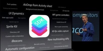 Imagem de iOS 7 suportará controles desenvolvidos por terceiros no site TecMundo