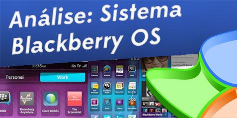 Imagem de Análise: BlackBerry 10 OS [vídeo] no site TecMundo