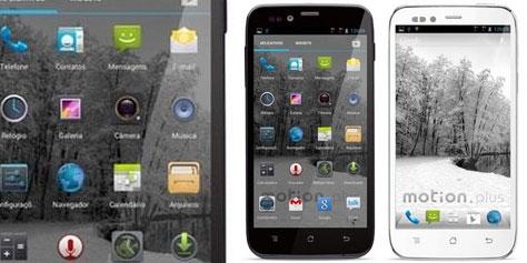 Imagem de Motion Plus SK504 e modelos de smartphones e tablets são lançados pela CCE no site TecMundo