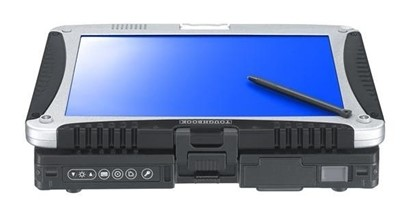 Imagem de Panasonic Toughbook 19: notebook pronto para a guerra e ambientes hostis no site TecMundo