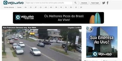 Imagem de VejoaoVivo: assista em tempo real a câmeras em diversos pontos do Brasil no site TecMundo