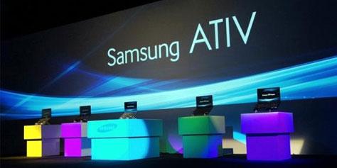 Imagem de Samsung lança série de notebooks ATIV Book no Brasil no site TecMundo