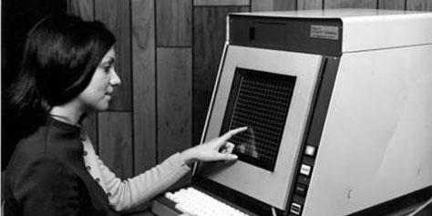 Imagem de A história das telas touchscreen no site TecMundo