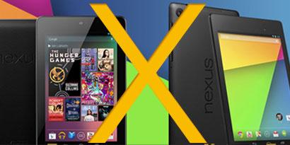 Imagem de Comparação: Nexus 7 e Nexus 7 2 [tabela] no site TecMundo
