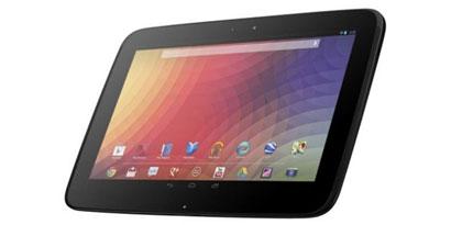 Imagem de Nexus 10 também deve ganhar nova versão em breve no site TecMundo