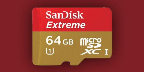Imagem de SanDisk apresenta o cartão micro SDXC de 64 GB mais rápido do mundo no site TecMundo
