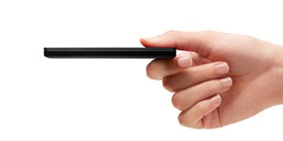 Imagem de Seagate cria disco rígido para backup que possui a espessura um lápis no site TecMundo