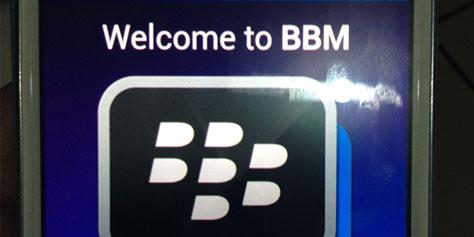 Imagem de BlackBerry Messenger para Android e iOS entra em fase de testes no site TecMundo
