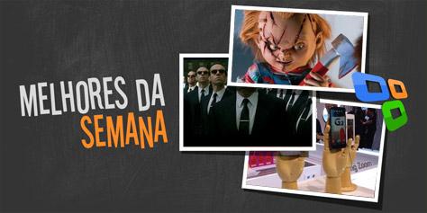 Imagem de Melhores da Semana: 09/08/2013 [vídeo] no site TecMundo