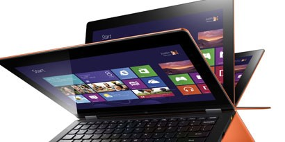 Imagem de Notebook-Tablet: Lenovo registra patente de novo dispositivo híbrido no site TecMundo