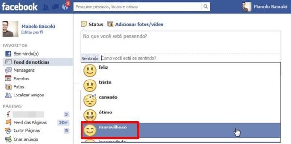 emoticons para facebook baixaki