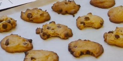 Imagem de Máquina de cookies usa receita e ingredientes que você quiser [vídeo] no site TecMundo