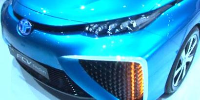 Imagem de Conheça o carro da Toyota com célula de combustível [vídeo] no site TecMundo