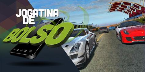 Imagem de Jogatina de bolso: GT Racing 2 [vídeo] no site TecMundo