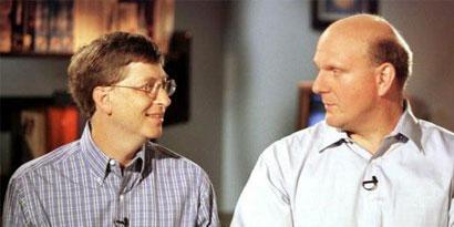Imagem de Novo CEO da Microsoft pode dar novo cargo a Bill Gates e aposentar Ballmer no site TecMundo