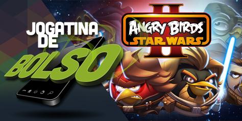 Imagem de Jogatina de bolso: Angry Birds Star Wars 2 [vídeo] no site TecMundo